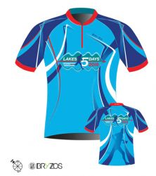 Lakes 5 Days Orienteering tops